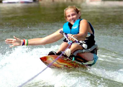 Adapted Water Ski