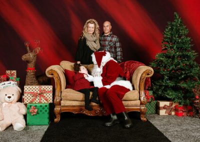 Exceptional Families Christmas Picture Day